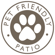 pet friendly patio