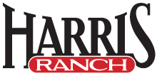 harris ranch logo menu