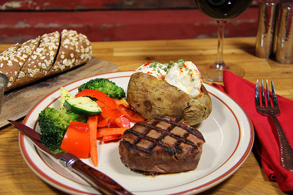 Big E Canyon Edge Filet Mignon